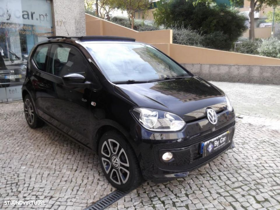 VW Up CUP 1.0 AUTOMATICO 75 CV - 1
