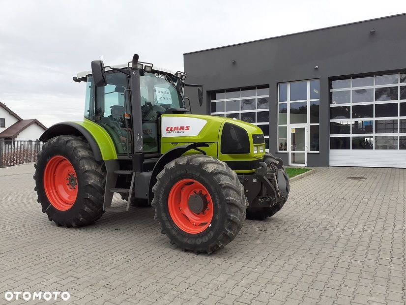 Claas Ares 816 - 6