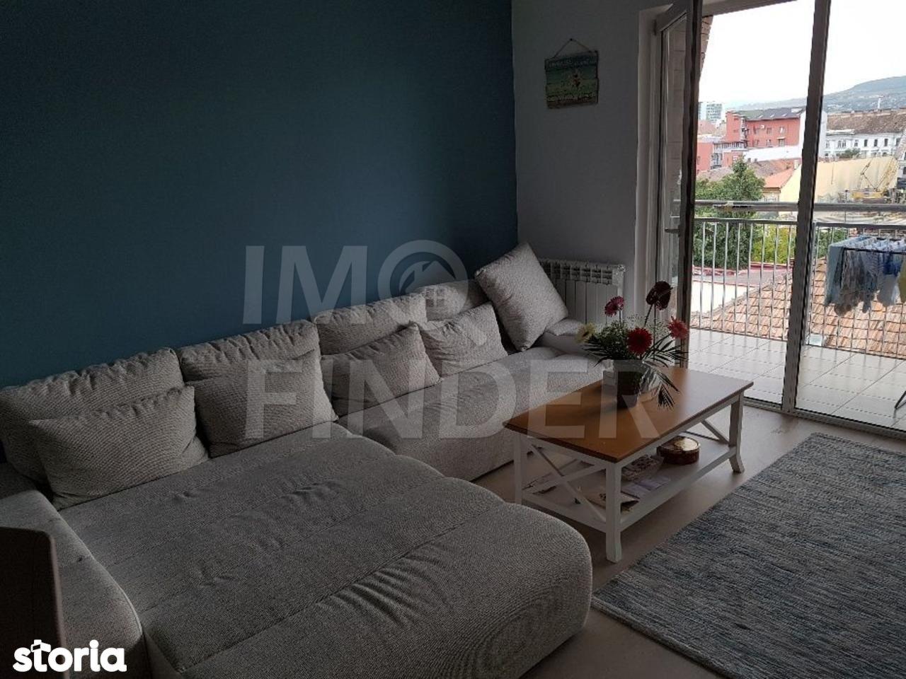 Apartament de vanzare, Cluj (judet), Strada Rubin Patiția - Foto 2