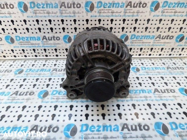 Alternator, Vw Golf Plus (5M1, 521) 1.9tdi BLS - 1