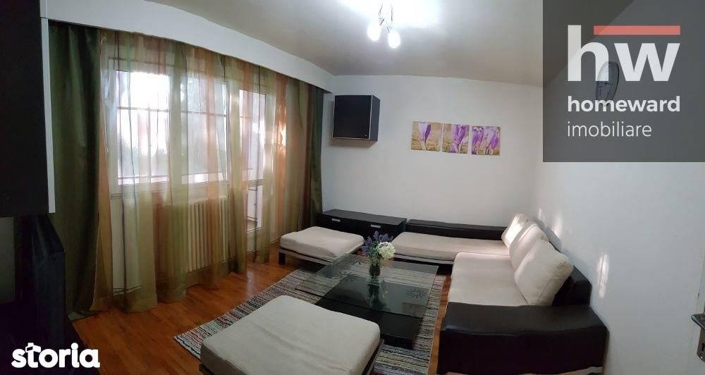Apartament de inchiriat, Cluj (judet), Strada Borșa - Foto 3