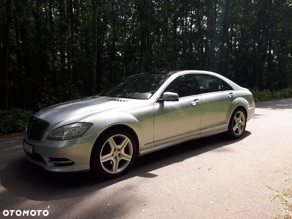 Mercedes-Benz Klasa S Long, AMG, Panorama, LIFT - 7