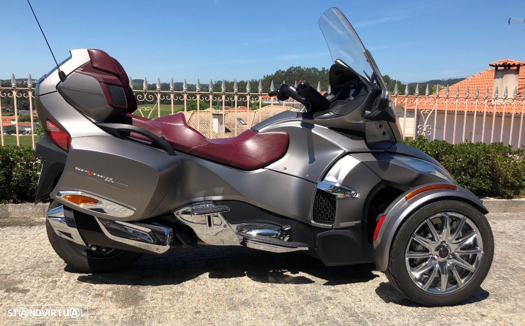 Bombardier CAN AM Spyder RT-Limited 1330 ACE SE6 - 1