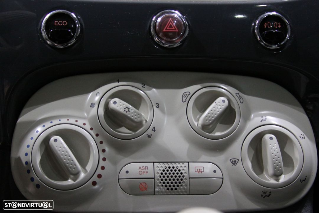 Fiat 500 0.9 8v. Twin Air Lounge - 24