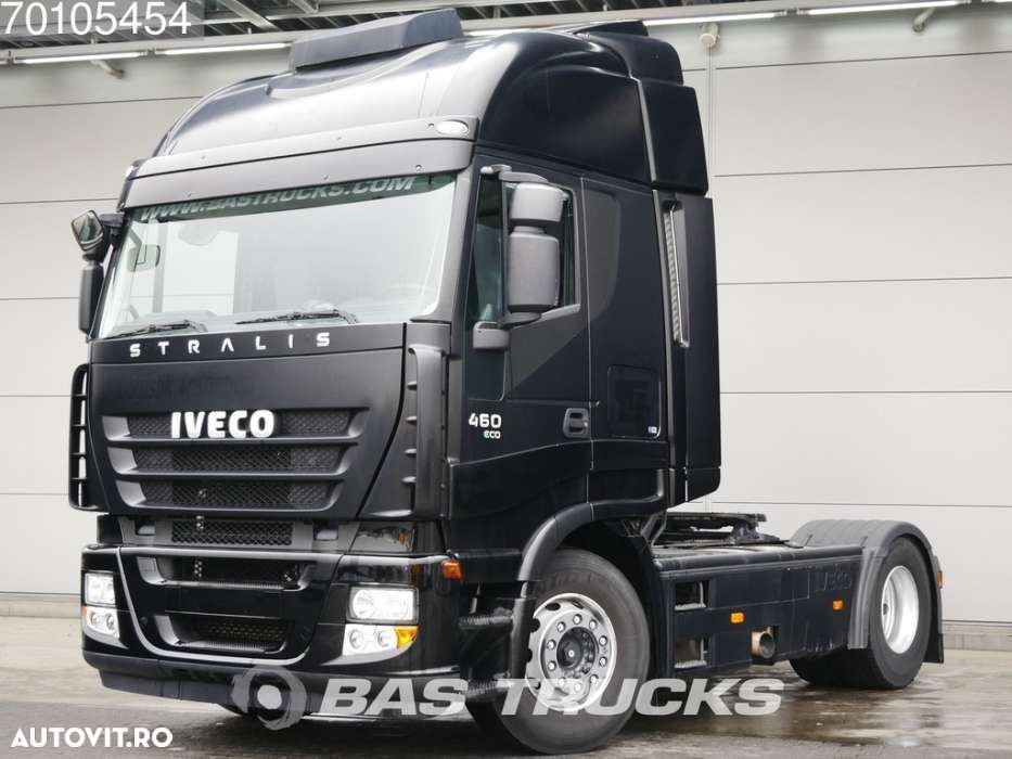 Iveco Stralis AS440S46 4X2 Intarder Standklima EEV - 1