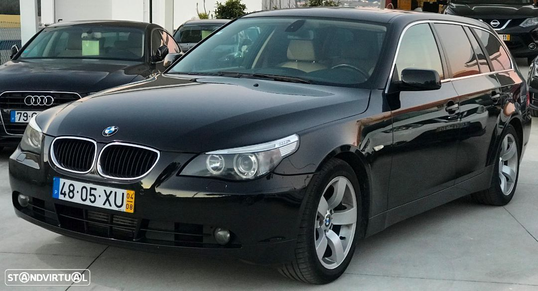 BMW 525 D Touring Exclusive - 1