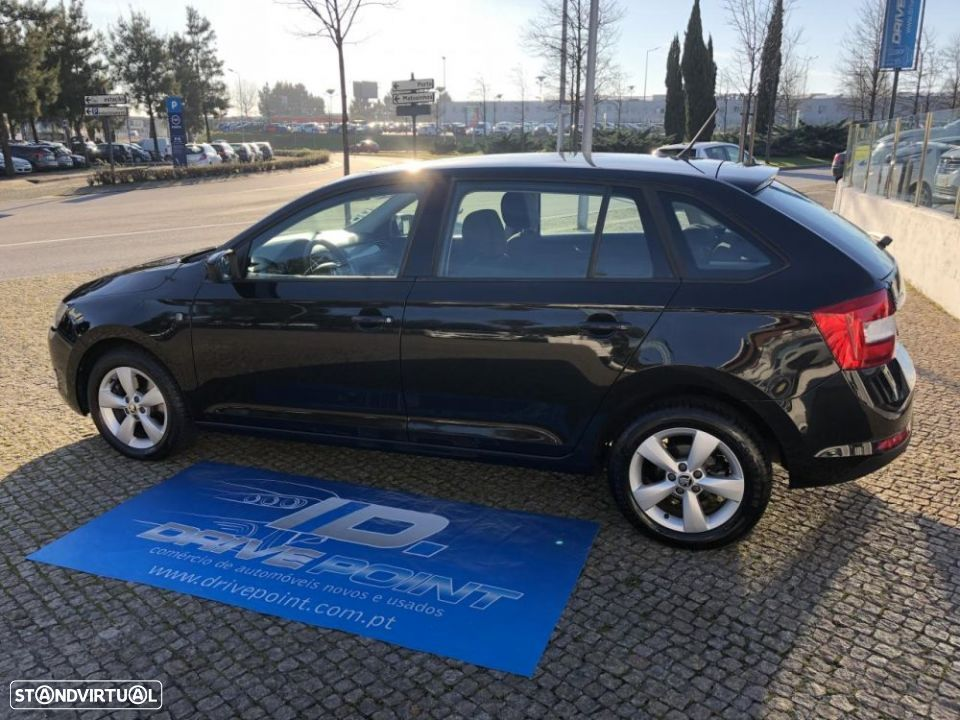Skoda Rapid Spaceback 1.6 TDi Ambition - 16