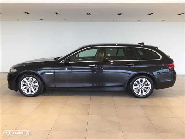 BMW 520 d Line Luxury Auto - 4