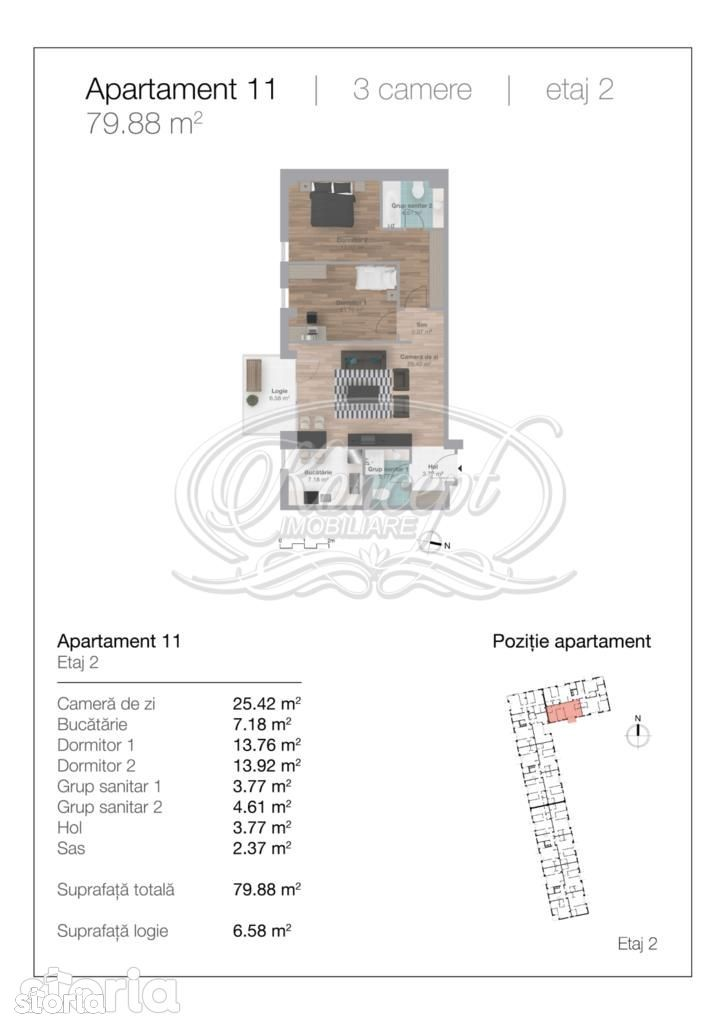Apartament de vanzare, Cluj-Napoca, Cluj, Gheorgheni - Foto 20