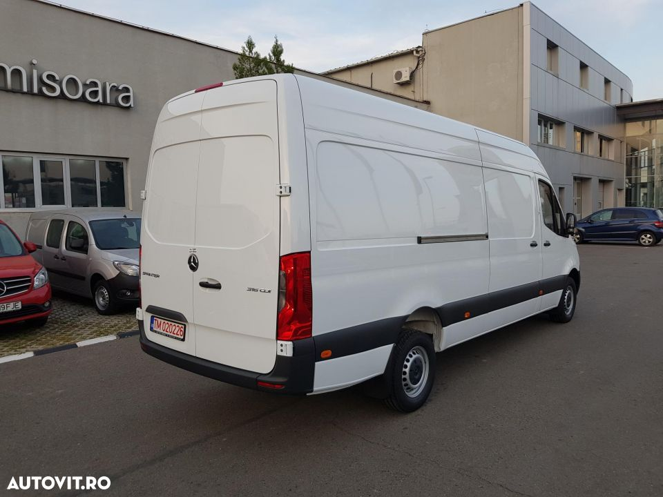 Mercedes-Benz Sprinter 316 KA 14MC NEW MODEL 2018 - 3