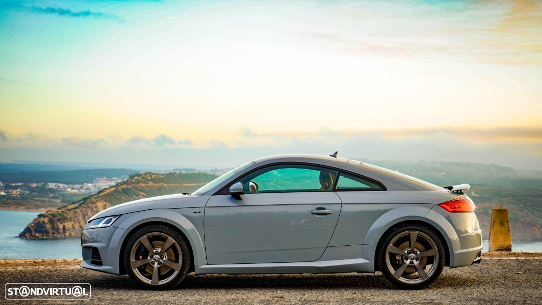 Audi TT 20 Years Limited Edition - 10