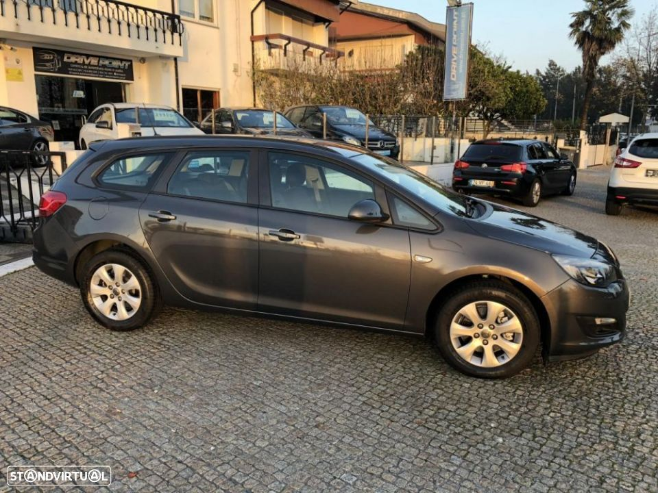 Opel Astra Sports Tourer 1.6 CDTi Selection S/S - 6