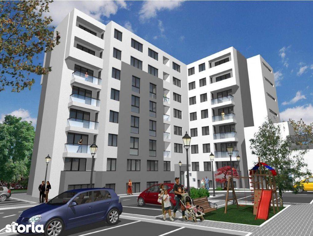 Apartament de vanzare, Pitesti, Arges, Negru Voda - Foto 1