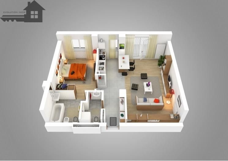 Apartament de vanzare, Timisoara, Timis, Complex Studentesc - Foto 2