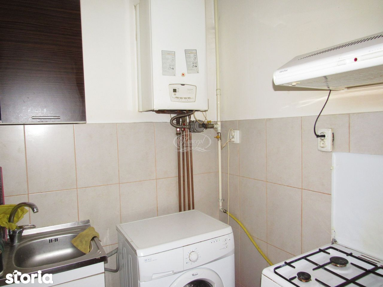 Apartament de inchiriat, Cluj (judet), Strada Cotită - Foto 9
