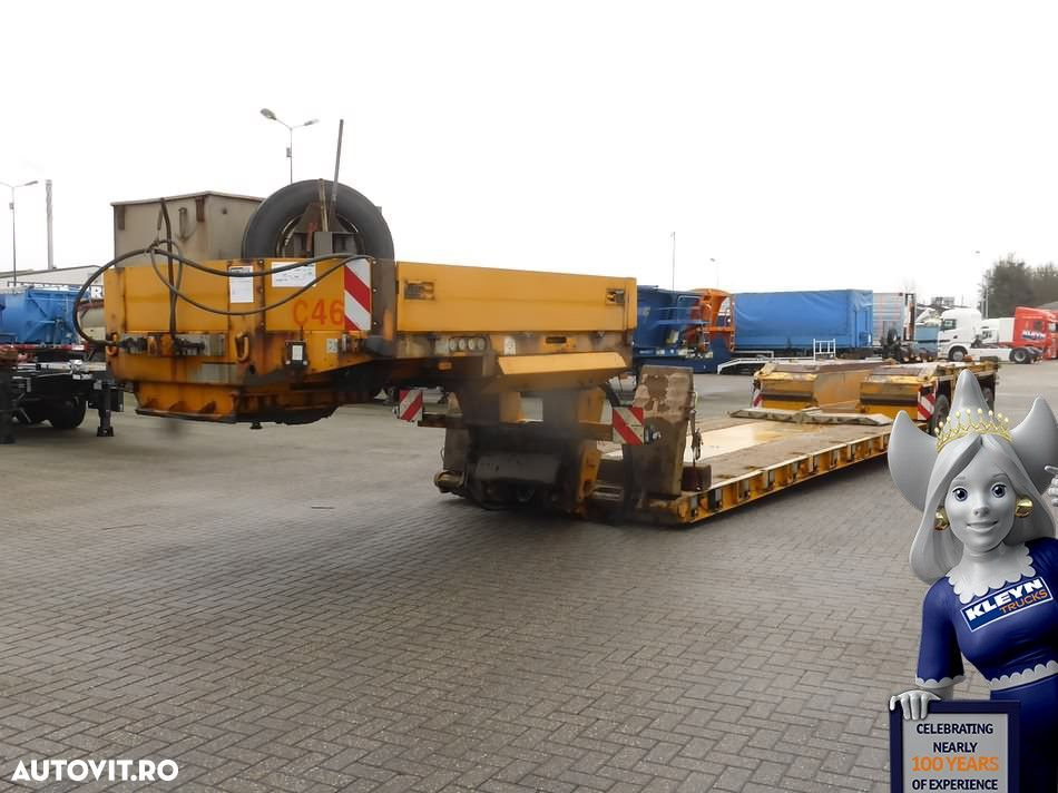 Goldhofer STHP/XLE 3 3X2 AXLES STEERING - 1