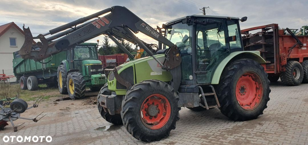 Claas Celtis 446 Tur Mailleux Renault Ares Ceres - 2