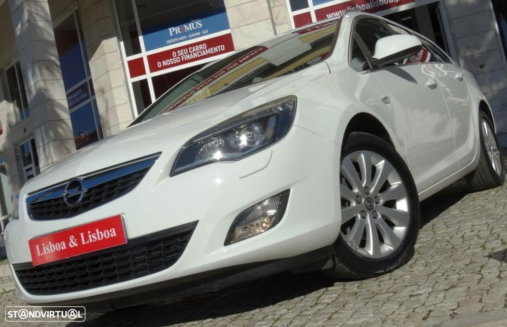 Opel Astra Sports Tourer 1.6 T Cosmo Active-Select - 1