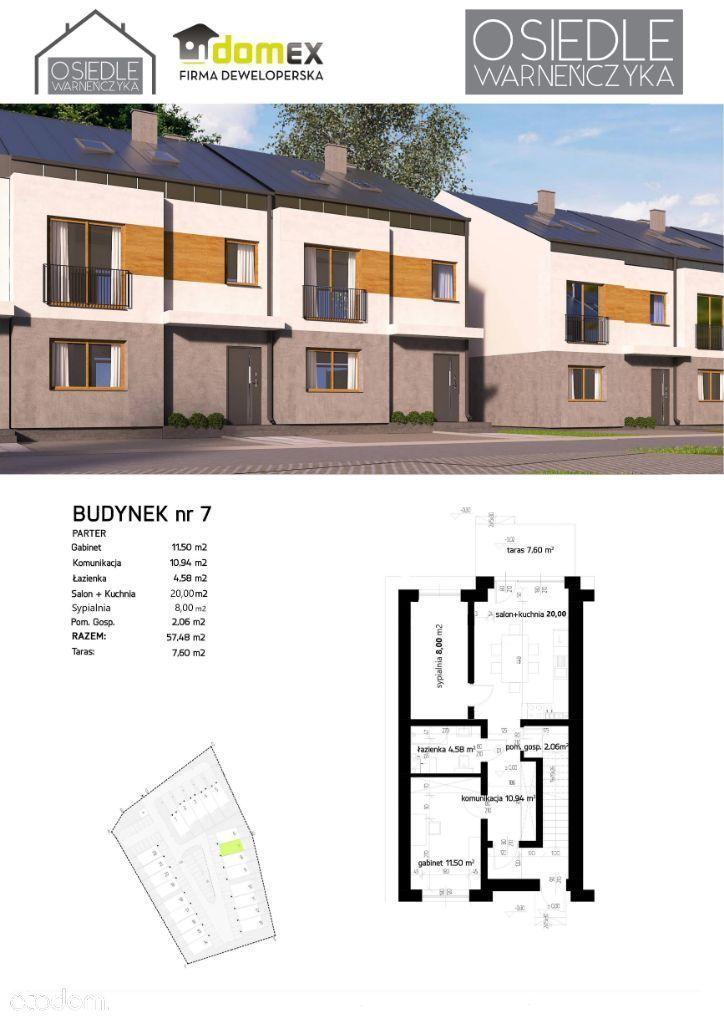 Mieszkanie na sprzedaż, Rzeszów, Wilkowyja - Foto 2