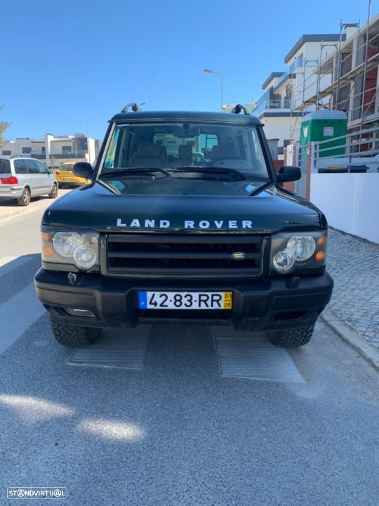 Land Rover Discovery 2.5 TD5 - 1
