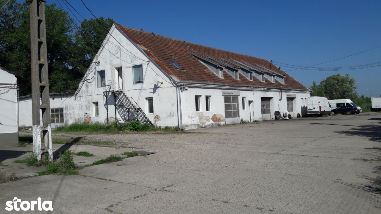 Depozit / Hala de vanzare, Caraș-Severin (judet), Strada Ardealului - Foto 3