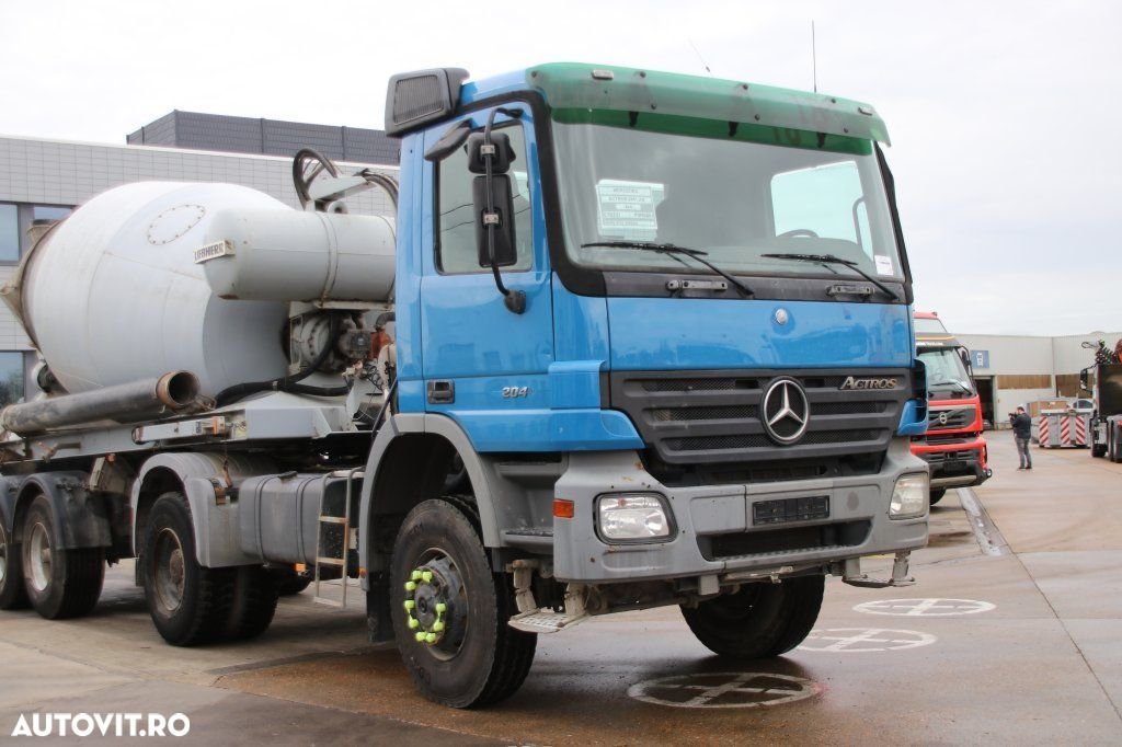 Mercedes-Benz ACTROS 2041 AS MP2 - 2
