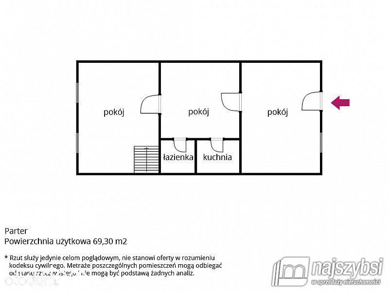Mieszkanie na sprzedaż, Drawsko Pomorskie, drawski, zachodniopomorskie - Foto 11