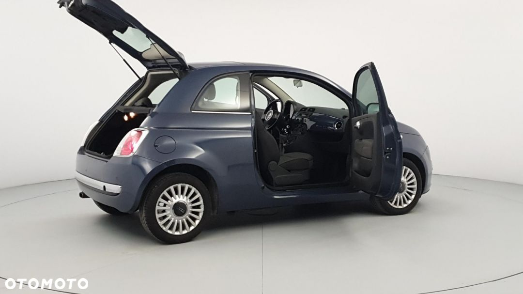 Fiat 500 0,9 Turbo panorama, start-stop, czujniki parkowania. - 17