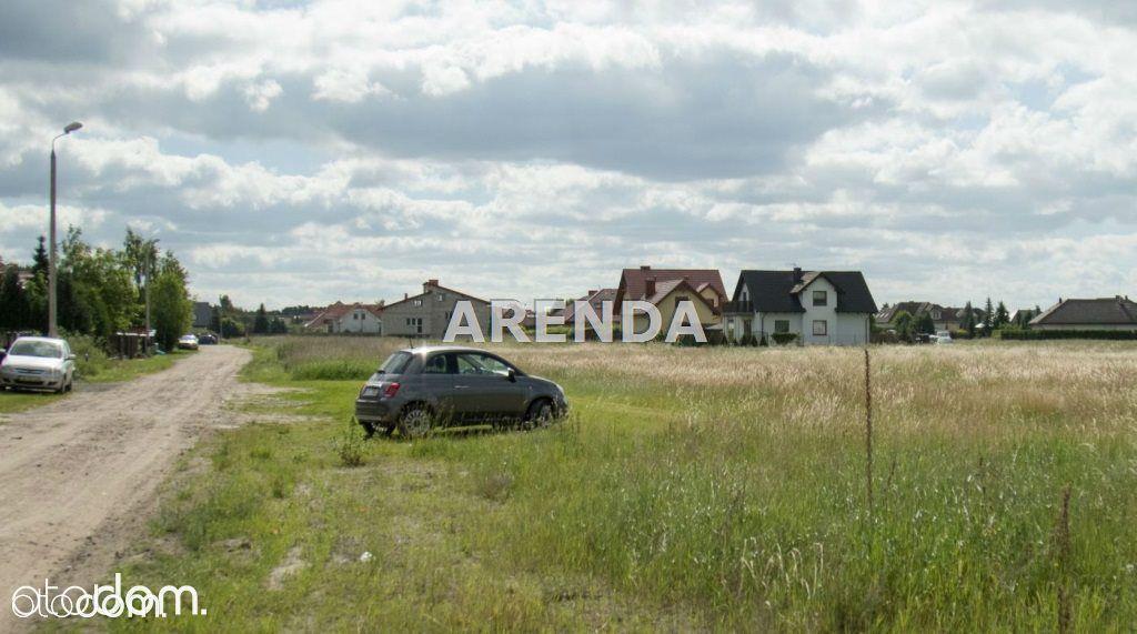 Działka na sprzedaż, Brzoza, bydgoski, kujawsko-pomorskie - Foto 1
