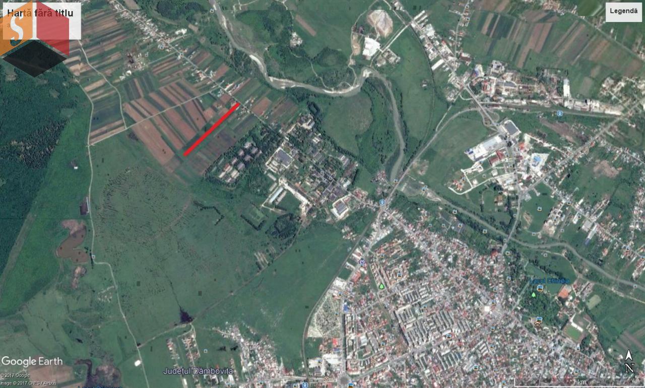 Teren de Vanzare, Dâmbovița (judet), Micro 4 - Foto 1