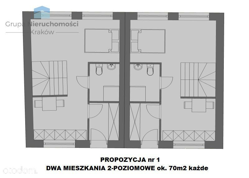 Działka na sprzedaż, Kraków, Bieżanów-Prokocim - Foto 4