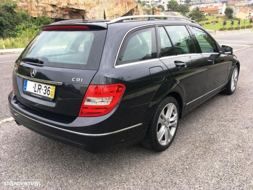 Mercedes-Benz C 220 CDi Avantgarde - 7