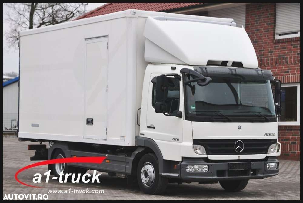 Mercedes-Benz 816 Blue Tec, 1 Hand, - 1