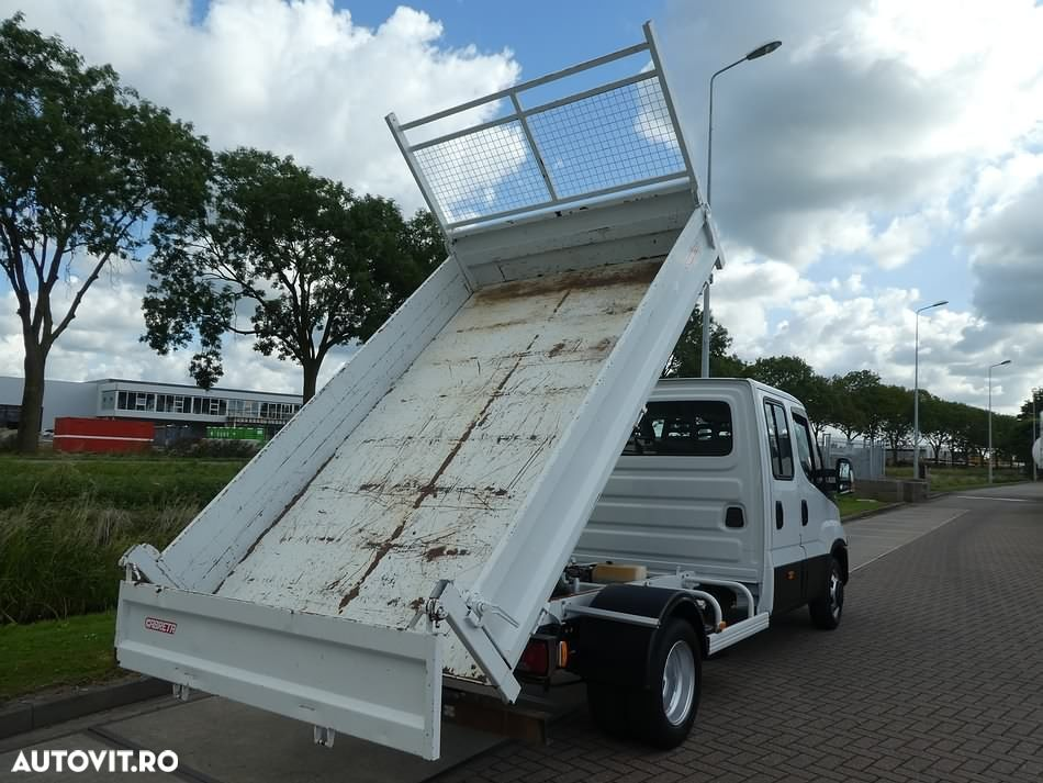 Iveco DAILY 35 C110 DC TIP - 4
