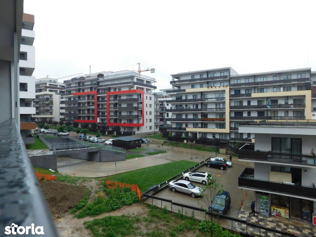 Apartament de inchiriat, Cluj (judet), Strada Wolfgang Goethe - Foto 5