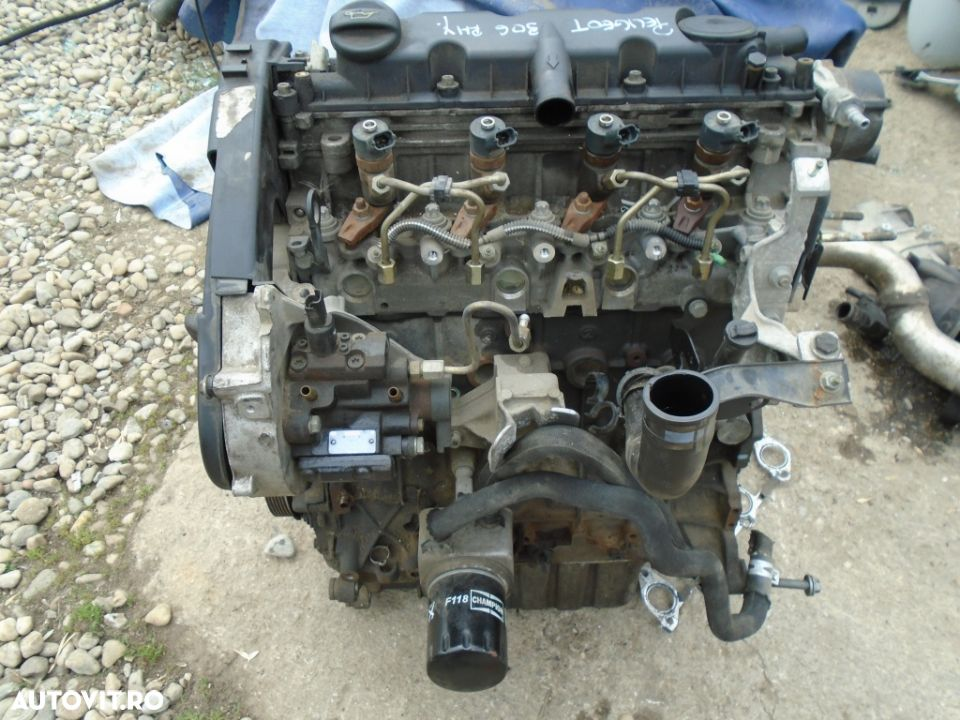 Motor Complet Fara Anexe Peugeot 2.0 Hdi tip RHY - 1