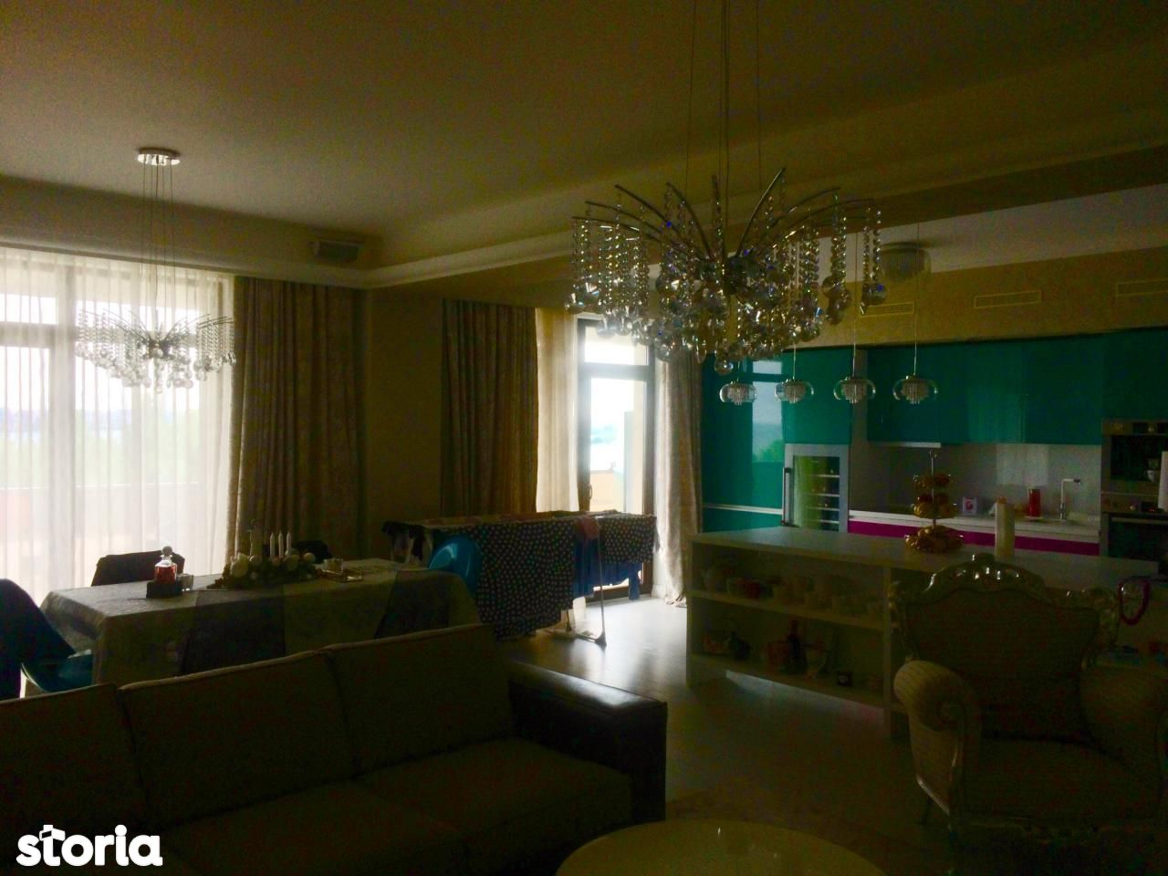 Apartament de inchiriat, Constanța (judet), Mamaia-Sat - Foto 3