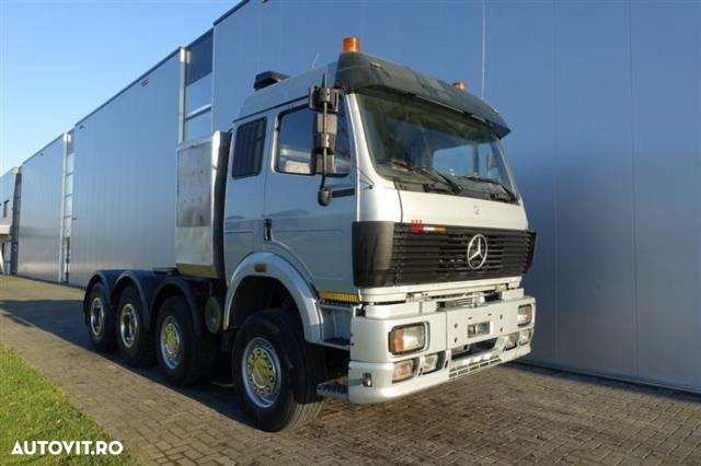 Mercedes-Benz Sk3350 8x4 Manual Full Steel Hub Redcution Retar - 1