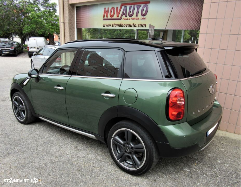 MINI Countryman Cooper D - 5