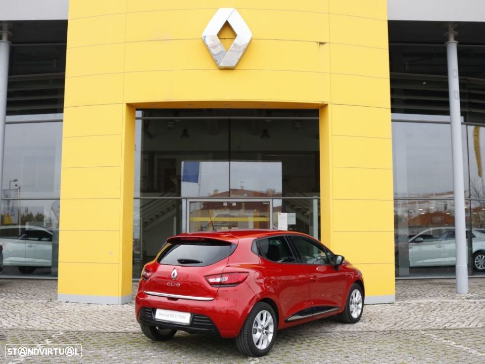 Renault Clio 1.5 dCi 90 Limited - 17