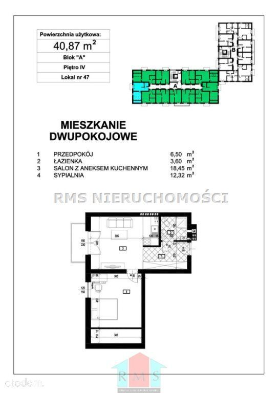 Mieszkanie na sprzedaż, Cieszyn, cieszyński, śląskie - Foto 3