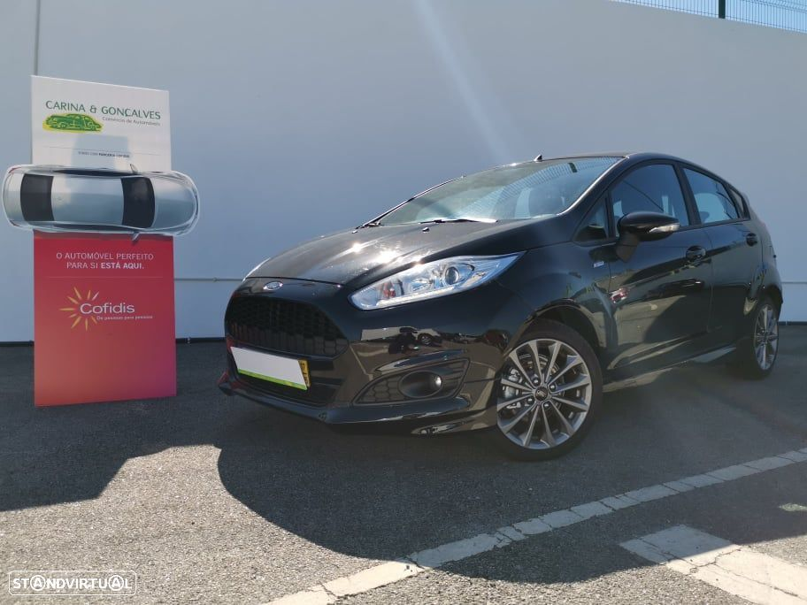Ford Fiesta 1.0 T Ecoboost ST Line - 1