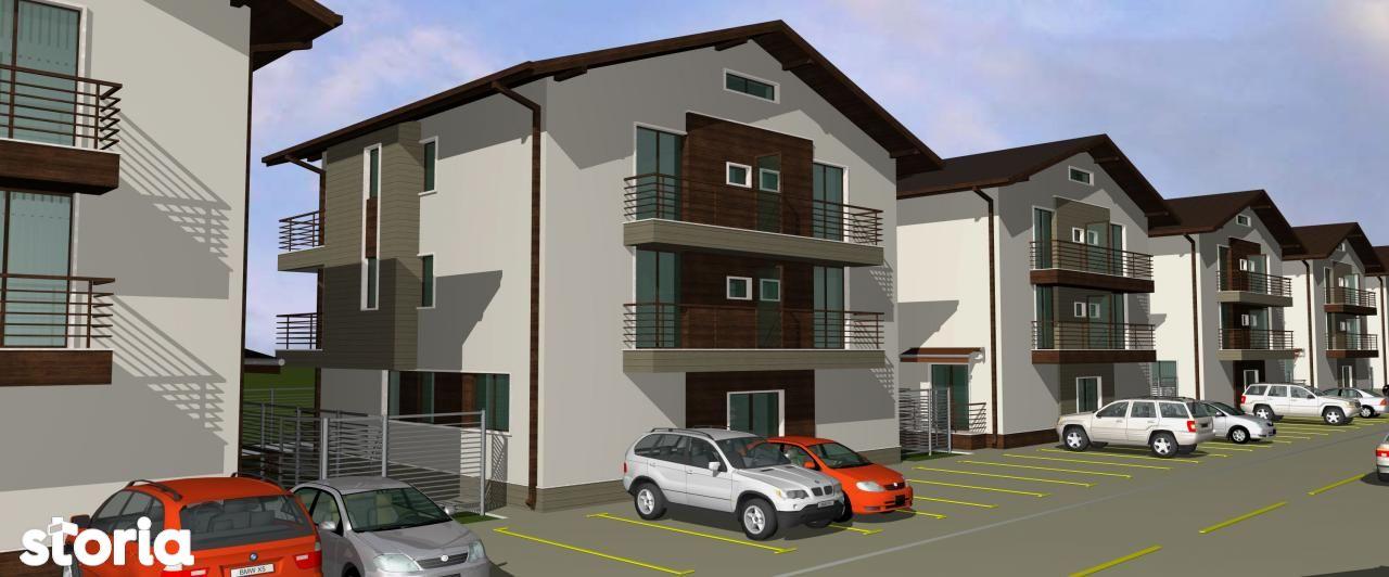 Apartament de vanzare, Ilfov (judet), Strada Leordeni - Foto 3