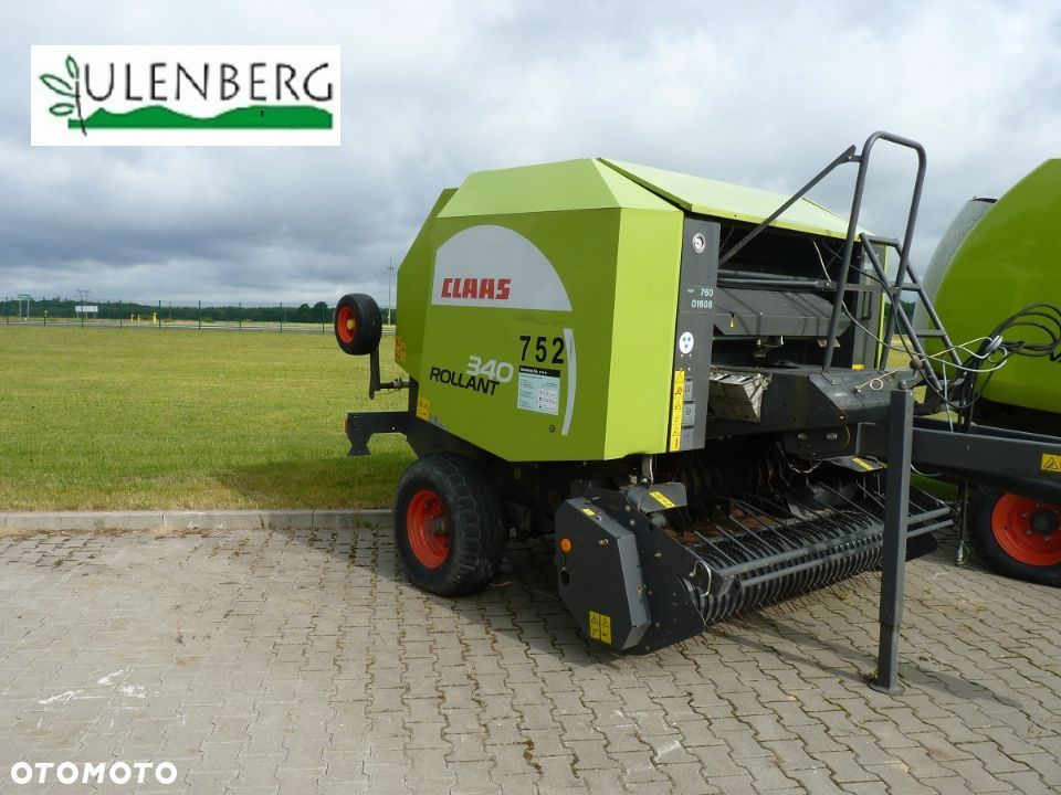 Claas ROLLANT 340 - 5