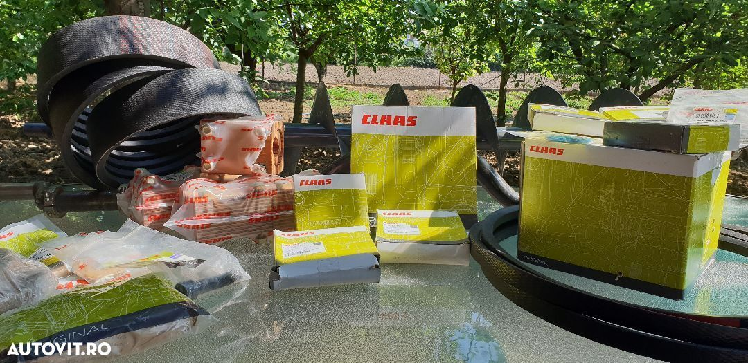 Claas piese combina - 2