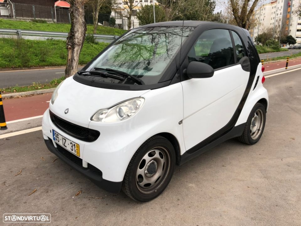 Smart ForTwo mhd - 1