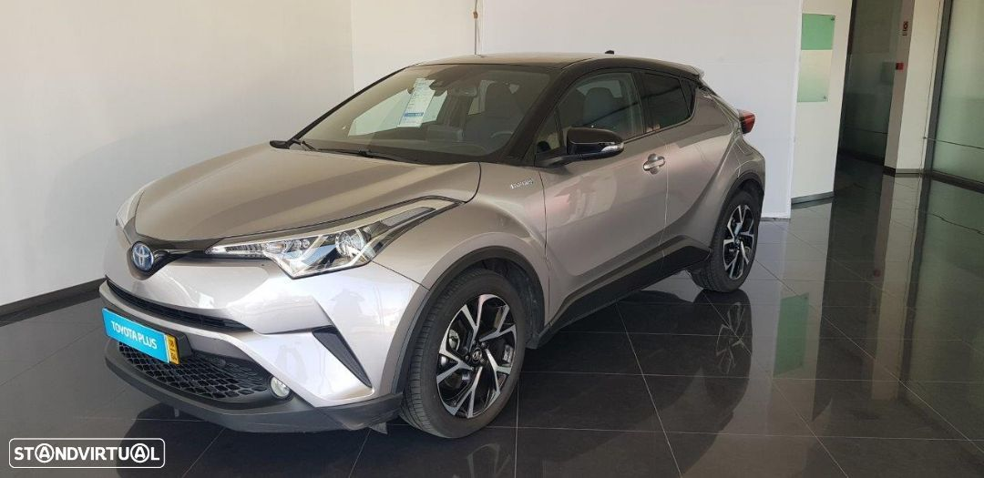 Toyota C-HR 1.8 HSD confor+ pack style - 1