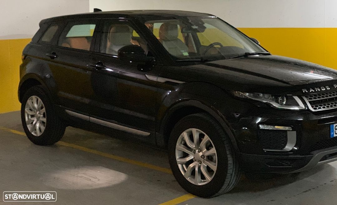 Land Rover Evoque SE - 4