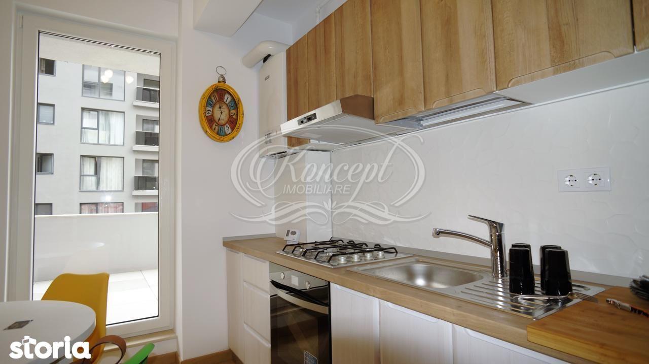 Apartament de inchiriat, Cluj (judet), Strada Georg Freidrich Hegel - Foto 6