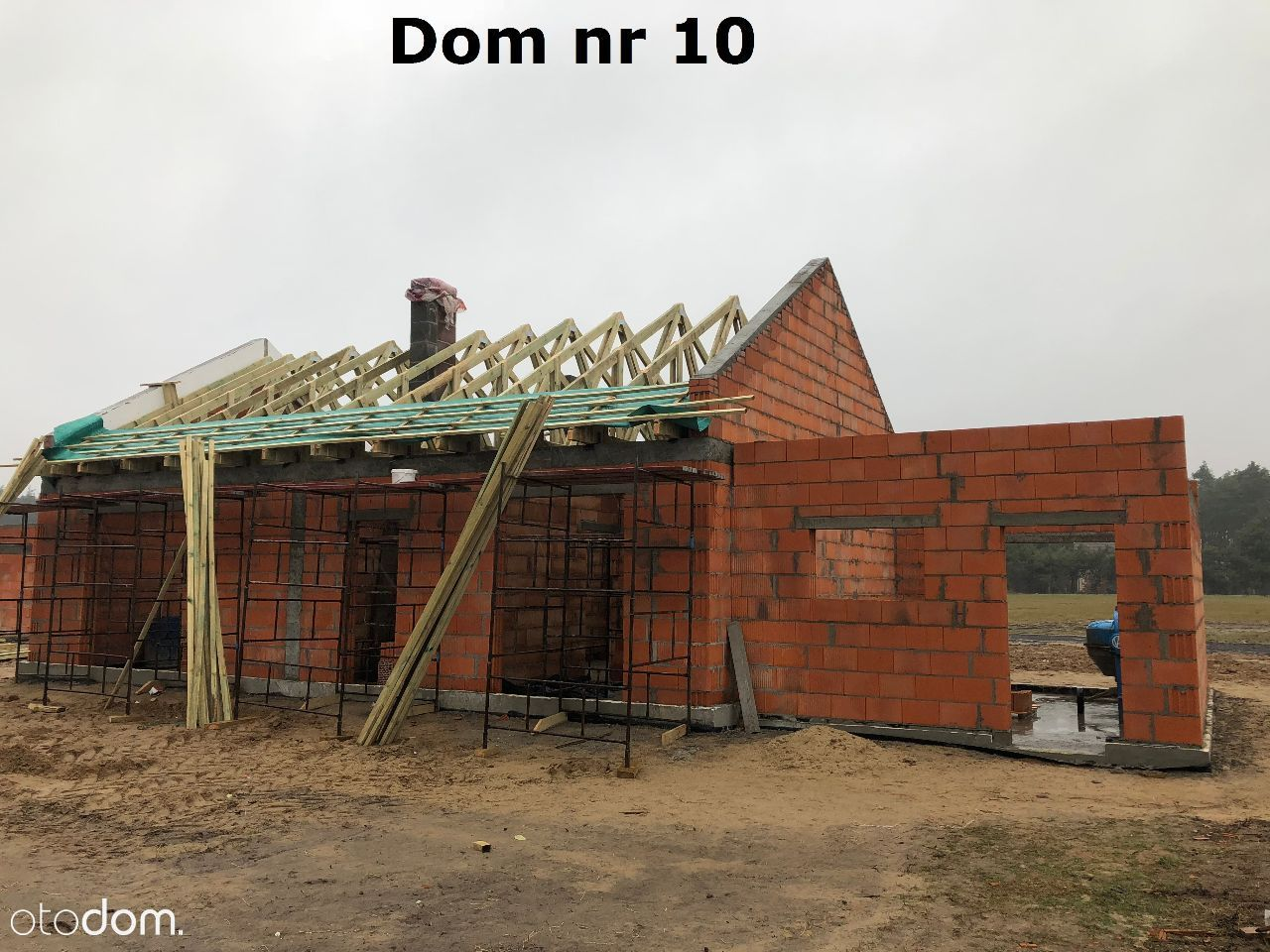 Dom na sprzedaż, Skulsk, koniński, wielkopolskie - Foto 2
